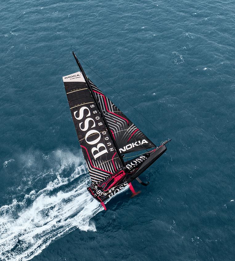Sailing | HUGO BOSS Group