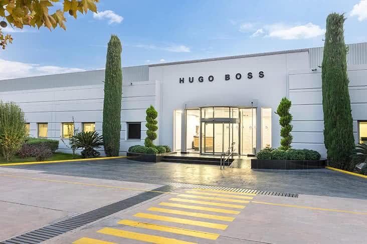 HUGO BOSS Group: Lieferanten und Produktionsstandorte